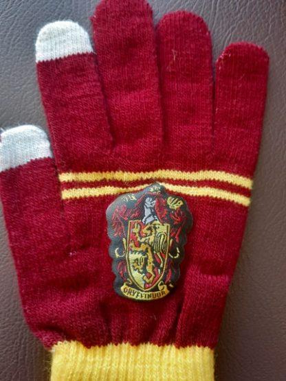 Touch Screen unisex Handschuhe Gryffindor