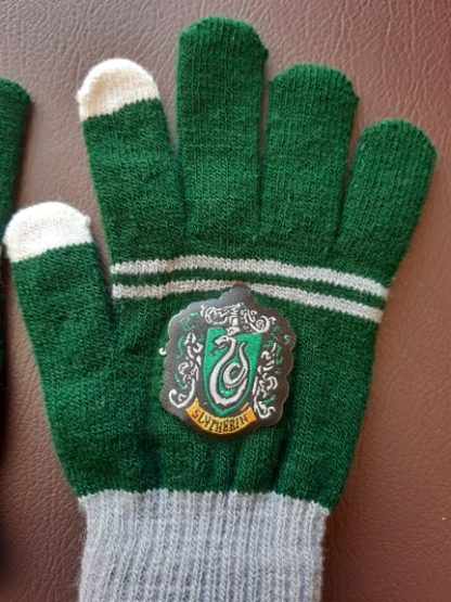 Touch Screen unisex Handschuhe Slytherin