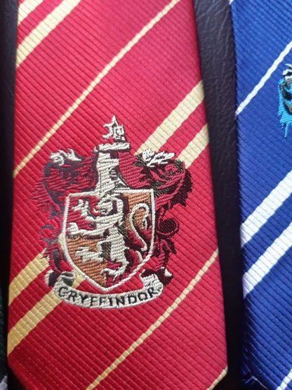 Krawatte Gryffindor Hausfarbe 150 cm