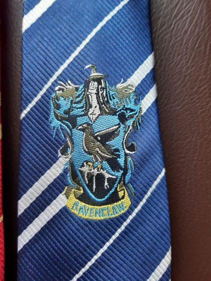 Krawatte Ravenclaw Hausfarbe 150 cm