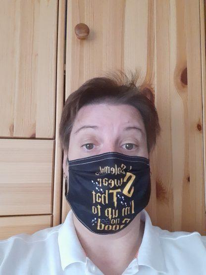 MNS Maske im Harry Potter Design