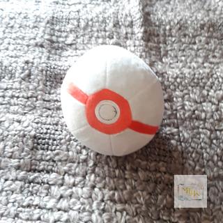 Pokémonn Premier Ball / Pokeball Tin Weiss Plüsch