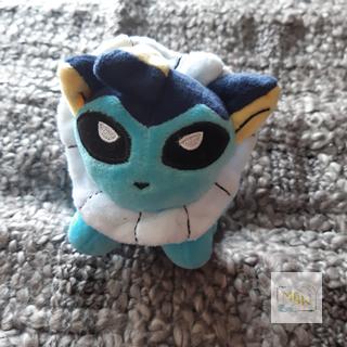 Pokemon Vaporeon Plüsch Figur