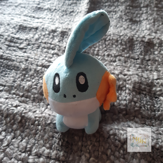 Mudkip Hydropi Plüsch Pokemon