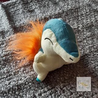 Pokemon Feurigel / Cyndaquil Plüsch