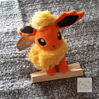 Flamara / Flareon Plüsch Pokemon