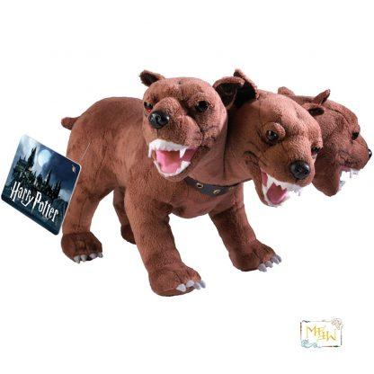 Hagrids dreiköpfiger Hund Fluffy aus Plüsch - Tierwesen zum Sammlen und Liebhaben.