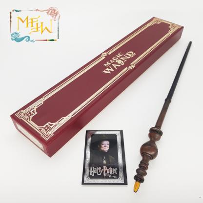 Minerva Mc Gonagall Magic Wand Charakterzauberstab