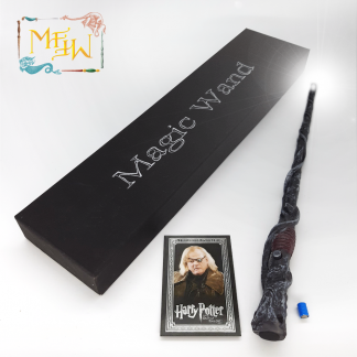 Alastor Moody Magic Wand Charakterzauberstab mit LED Licht