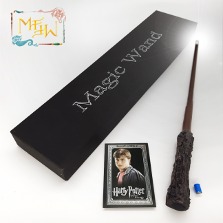 Harry Potter Magic Wand Charakterzauberstab mit LED Licht