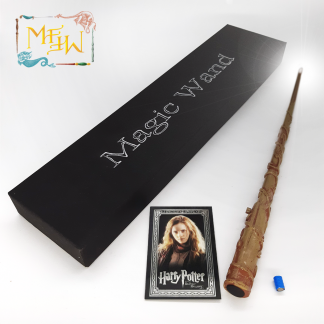Hermine Granger Magic Wand Charakterzauberstab mit LED Licht