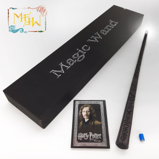 Sirius Black Magic Wand Charakterzauberstab mit LED Licht