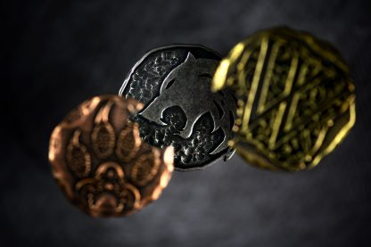 Legendary Coins Werwolf Spiel- und Sammelmünzen