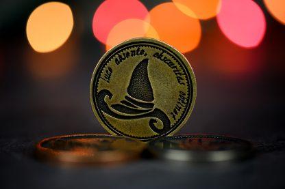 Legendary Coins Spiel- und Sammlemünzen Magician