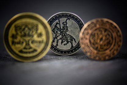 Legendary Coins Spiel- und Sammlemünzen Camelot