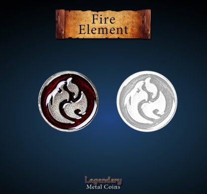 legendary-metal-coins-element-feuer-fire