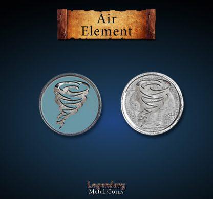 legendary-metal-coins-element-luft-air.