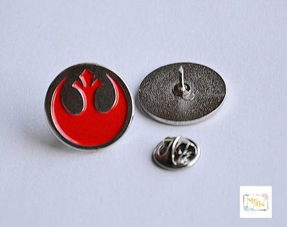 Star Wars Metall Pin Rebell Logo rot - Wien